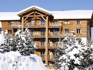 Comfortable apartment at 25m from the skilift Vallée Blanche