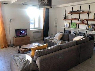OPARADI Magnifique appartement en plein centre et près de la plage de Wimereux