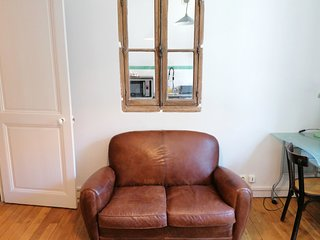 Near GEM and station ❤️ Nice 2-rooms apartment
