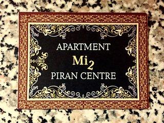 Apartment Mi2 Piran Centre MAE1