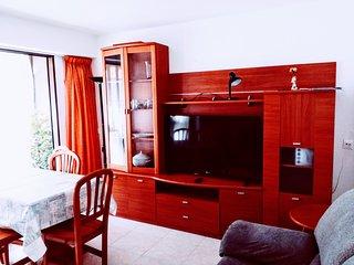 Apartamento 85m² 6-8 camas Benidorm 3 cuartos 4 aire/c 25m del mar Playa Levante