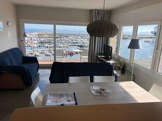 Apartamento 'La Catifa' C: 95 m2, 3 habitaciones, 2 baños.