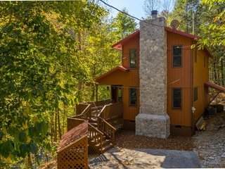 Rustic Retreat At Shagbark