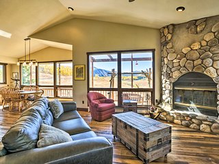 Home w/ Deck - 3 Mins to Crested Butte Mtn Resort!