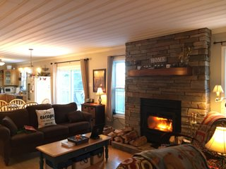 ❧Romantic&Cozy Cabin Getaway In Deer Park W/Patio❧