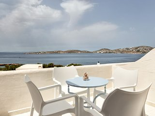 Stratos Apartment with Panoramic Sea View for 1-4 persons
