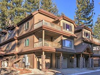 Tahoe Woods Hideout