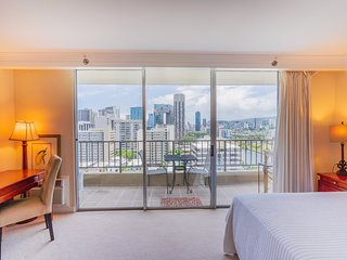 Awesome Views Studio in Waikiki