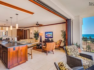 Beach Villas at Koolina | Steps to the Beach