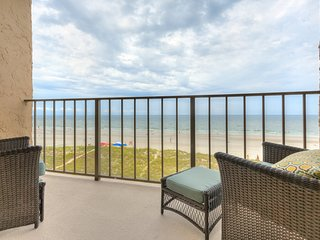 Amazing Oceanfront 2 bedroom - Sandpiper 5A -
