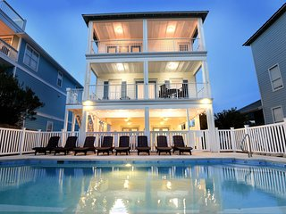 Crystal Vista | Heated Pool | Gulf Views