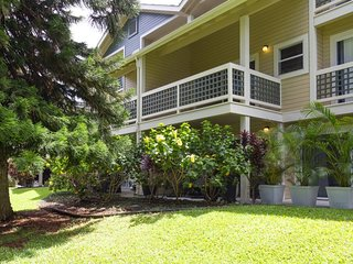 Ground floor 2 bedroom 2 bath Condo in Waikoloa
