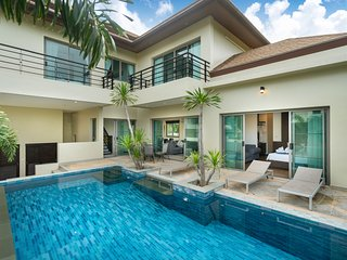 Villa Sole Lux modern 3 bedrooms with pool  Phuket