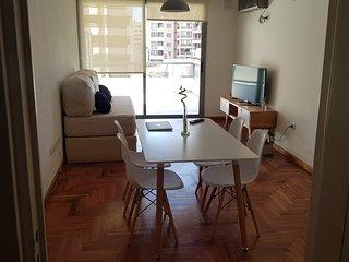 Ayres de Córdoba, terraza, excelente ubic, 2-4 pers