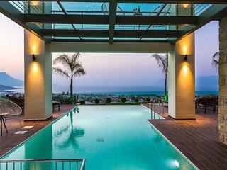 Villa Emilia, luxury, unique location, amazing sea view