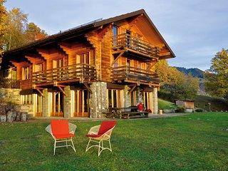 inspiring location above montreux and vevey lake geneva region