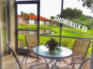 Shorewalk Condo ED near the  Beaches Anna Maria Island, Longboat Key, IMG, Shops