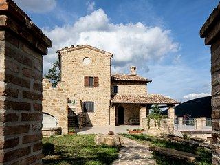 Casale Ivana In Pietra Nel Verde