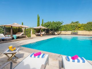 Bastides-Blanches Villa Sleeps 12 with Pool and WiFi - 5814834