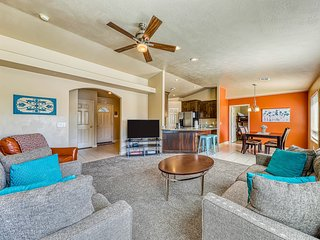 Lovely home right on the doorstep to Zion National Park!