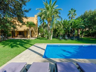 VILLA SON FLORIANA - Villa for 8 people in Cala Bona