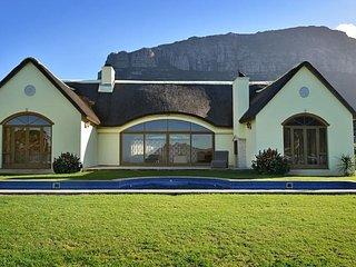 African Guest Villa