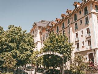 Appart'Hotel T2 - 4 personnes avec WIFI