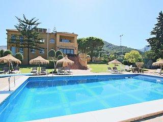 Hacienda Privada de estilo andaluz para 20 personas