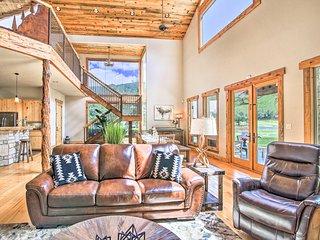 NEW! Idyllic Kerrville Ranch w/Luxury Patio, Grill