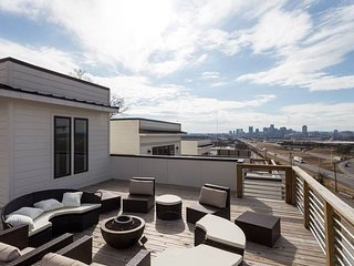 Domio | Cumberland Heights | Two Stunning Modern Homes | Rooftop Views