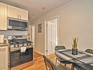 Central 3 BED/1BA Apt in Heart of North End