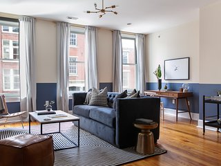 Domio | Old City | Prime 2BR Apartment Near The Liberty Bell