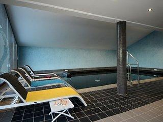 Appartement Abordable | Accès Piscine Intérieure + Espace Bien-Etre Sur-Place