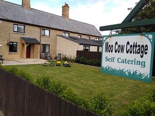 Moo Cow Cottage, Stretton, Rutland.
