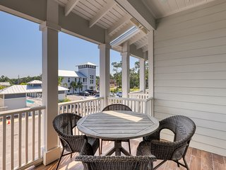 Dog-friendly coastal condo with shared pool and easy beach access!