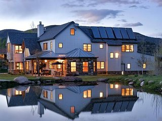 Dream Vacation Home, Snowmass, Families, Groups