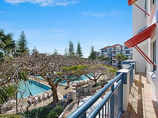 Calypso Plaza ******* - Adjoining apartments on the Coolangatta Beachfront!