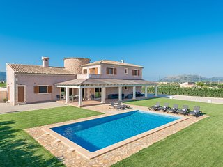 ES MOLI D'EN SION - Villa for 10 people in Sa Pobla