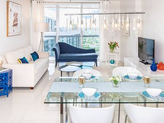 Luxury Condo, High Floor, Euro Design