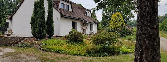 Herzlich Willkommen     in unserer Ferienwohnung 'Waldfrieden', location de vacances à Cottbus