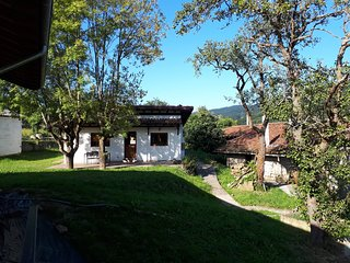 Casa con encanto entre dos parques naturales
