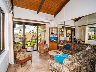Families Love the Space+View! Open Kitchen, Washer/Dryer, WiFi–Kamaole Sands