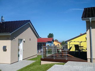 Spacious Holiday Home in Boiensdorf with Garden