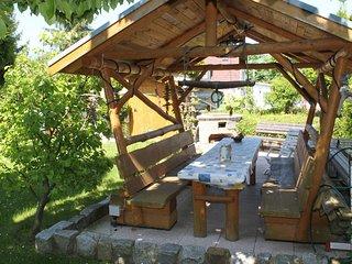 Beautiful Apartment with Garden near Sea in Rerik
