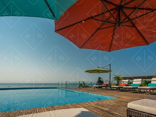 Beachfront Punta de Mita /  You'll fall in LOVE with the VIEW!