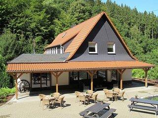 Luxurious Villa In Schutzbach with Jacuzzi
