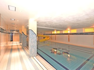 Cozy Apartment in Hahnenklee Harz with Swimming Pool