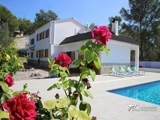 Beautiful Villa Rosa with private pool