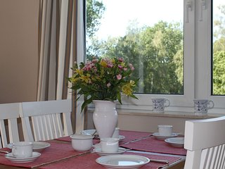 Cozy Apartment in Gohren Mecklenburg with Garden