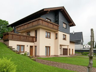 Beautiful apartment in Frauenwald at the Rennsteig in a very quiet location
